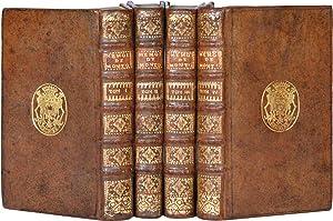 MÉMOIRES DE FRANÇOIS DE PAULE DE CLERMONT, Marquis de Montglat. [4 volumes].: ...
