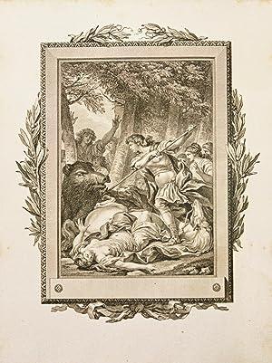 LES AVENTURES DE TÉLÉMAQUE, fils d'Ulysse. [2 volumes].: FÉNELON (François de ...