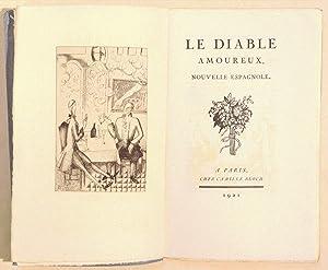 LE DIABLE AMOUREUX. Nouvelle espagnole.: CAZOTTE (Jacques).