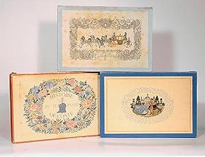 HISTOIRES DU TEMPS PASSÉ OU CONTES. La Belle au Bois dormant - La Barbe-Bleue - Cendrillon. ...