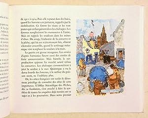 PÊCHEURS DES QUATRE MERS. Illustrations de Albert Brenet, Marin-Marie, Mathurin Méheut...