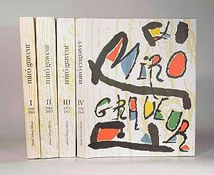 MIRÓ GRAVEUR. Tome I : 1928-1960 -: DUPIN (Jacques).
