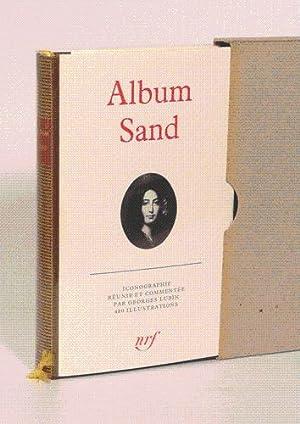 ALBUM SAND.: LUBIN (Georges).
