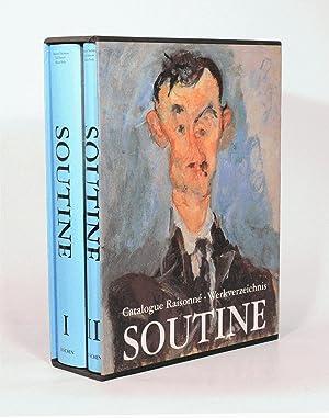 CHAIM SOUTINE (1893-1943). Catalogue raisonné. Werkverzeichnis. [2: TUCHMAN (Maurice) -