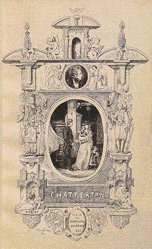 CHATTERTON, drame.: VIGNY (Alfred de).