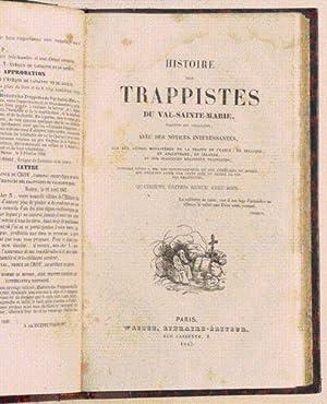 LES ORIGINES ET LES CONSTITUTIONS DE LA TRAPPE. LES MONASTERES DU PAYS DE CHIMAY. LA TRAPPE DE ...
