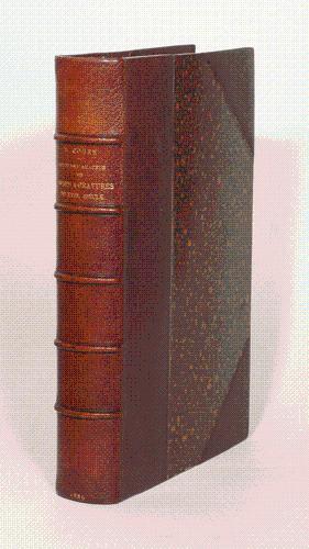 GUIDE DE L'AMATEUR DE LIVRES A GRAVURES DU XVIIIe SIECLE. Cinquième édition ...