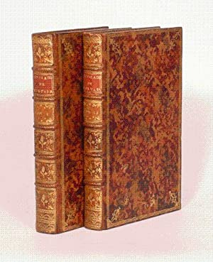 LA HENRIADE. Nouvelle édition. [2 volumes].: VOLTAIRE.