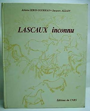 LASCAUX INCONNU.: LEROI-GOURHAN (Arlette) &