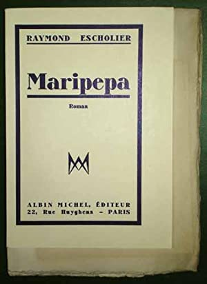 MARIPEPA.: ESCHOLIER (Raymond).