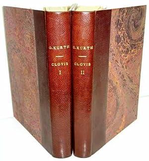 CLOVIS. Troisième édition entièrement revue, corrigée et augment&eacute...
