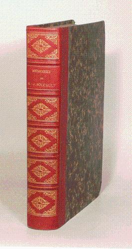 MÉMOIRES DE NICOLAS-JOSEPH FOUCAULT publiés et annotés par F. Baudry.: BAUDRY ...