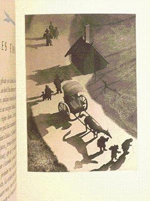 IMAGES DE LA LUNE vues par Alexandre ALEXEIEFF.: ANDERSEN (Hans) - MAC ORLAN (Pierre) - BELVIANES (...