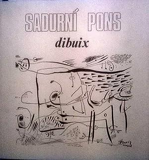 Sadurní Pons dibuix - 70 plumes a tinta xinesa: Sadurní Pons