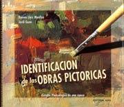 Identificacion de las obras pictoricas: Lluis Monllao, R. Gumi Cardona, J.
