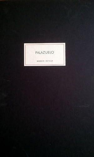 Derrier le Miroir 137 - Palazuelo - Luxe Edition: Palazuelo