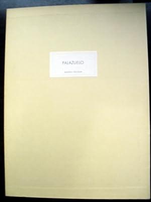 Derrière le miroir - 184 - de luxe edition Palazuelo: Palazuelo , Max Hölzer
