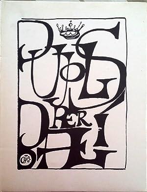 Pujols per Dalí: Salvador Dalí, Francesc Pujols