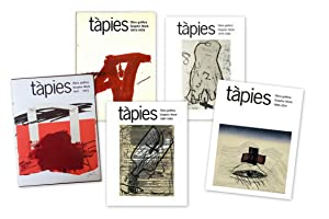 Tàpies Graphic work / Obra Gráfica - 5 Volumes (1947 - 2011): Galfetti, Nuria ...