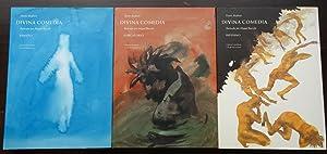 Divina comedia: edicion bilingue (3 Vols.): Dante, Miquel Barceló