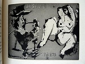 La Celestine Illustrated by picasso - La: Fernando de Rojas,