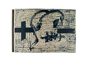 Llambrec Material - Offset paper: ANTONI TÀPIES / SHUZO TAKIGUCHI