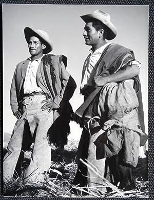 Gauchos - George Friedman - (Carpeta de los Diez) - Fotografia original (Vintage) con Certificado ...