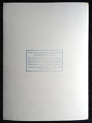 Matadero 1 - George Friedman - (Carpeta de los Diez) - Fotografia original (Vintage) con ...