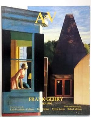 AV Monografías 25 FRANK GEHRY 1985-1990 IX-X 1990: Frank Gehry