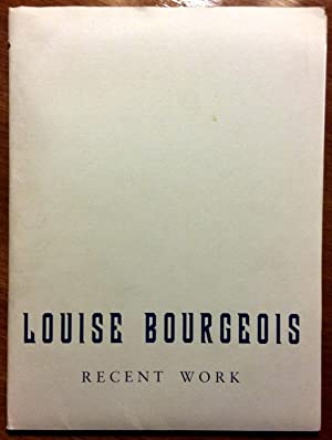 Louise Bourgeois Recent Works: 45th Venice Biennale: Louise Bourgeois