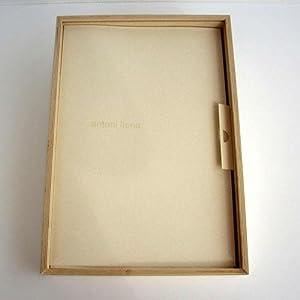 Artist book: Antoni Llena: Antoni Llena