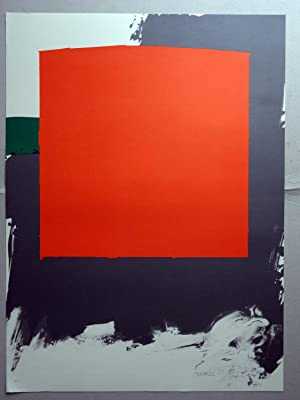 A.L. Barcelona 90 Lithograph - Alfons Borrell: Alfons Borrell