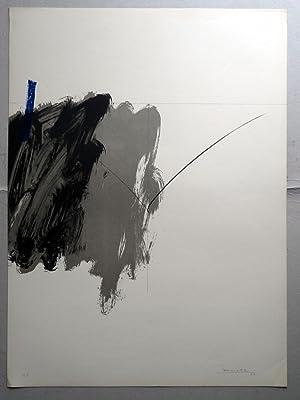 A.L. Barcelona 82 - Lithograph Alfons Borrell: Alfons Borrell