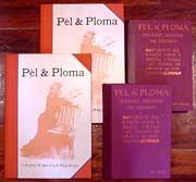 Quatre gats i Pèl & ploma 4 Vol. Edición facsímil en catalán