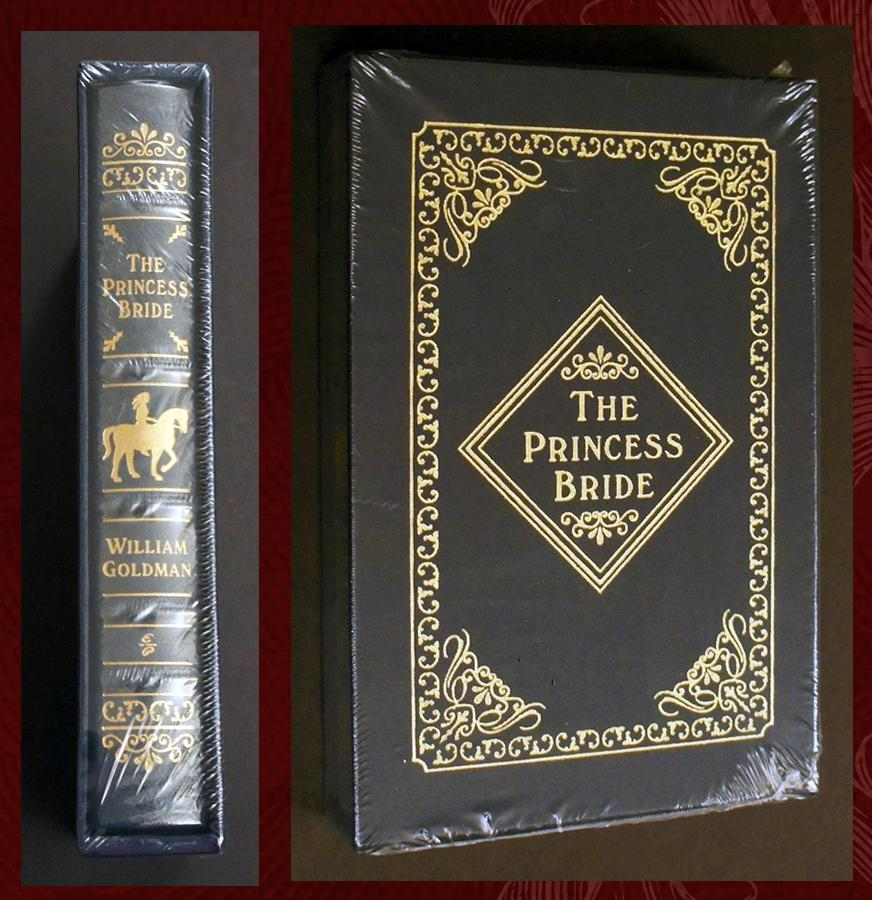 book analysis of the princess bride by s. morganstern/william goldman essay Goldman, william the princess bride: s morgenstern's classic tale of books and novels  the corpse bride analysis with final haven't found the essay you.