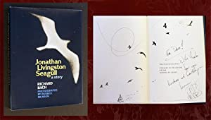 Jonathan Livingston Seagull (SIGNED ASSOCIATION COPY, with: Bach, Richard