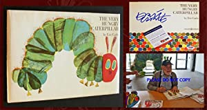 The Very Hungry Caterpillar (SIGNED Collins/World Ed): Carle, Eric