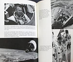 Lost Moon: The Perilous Voyage of Apollo 13 (SIGNED by James Lovell): James Lovell; Jeffrey Kruger