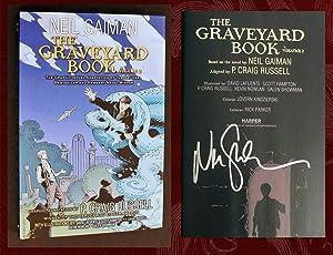 The Graveyard Book Graphic Novel Vol 2: Gaiman, Neil; Russell,