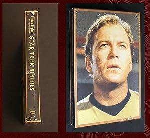 Star Trek Memories Signed Ltd Ed (SEALED): Shatner, William; Kreski,