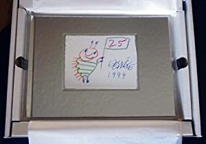 The Very Hungry Caterpillar (Signed Ltd Ed: Carle, Eric