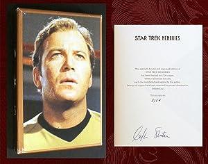 Star Trek Memories Ltd Ed (SIGNED by: Shatner, William