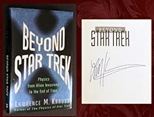 Beyond Star Trek (SIGNED 1st Ed): Krauss, Lawrence M.