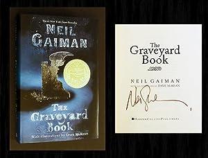 The Graveyard Book (Signed by Neil Gaiman): Gaiman, Neil; McKean,