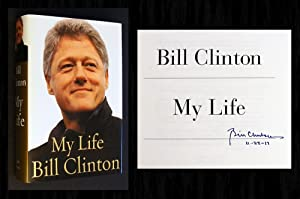 My Life (Signed in person, NOT inscribed): Clinton, Bill