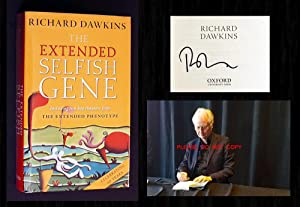 The Extended Selfish Gene (Signed in Person,: Dawkins, Richard