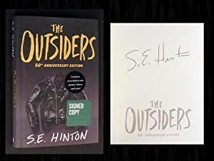 The Outsiders 50th Anniversary Edition (Signed 1st: Hinton, S. E.