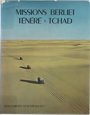Missions Berliet Ténéré Tchad. 9 nov 1959: Collectif