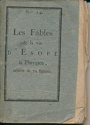 Les fables et la vie d'Esope le: ESOPE