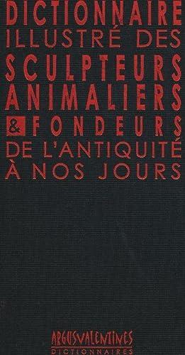 Dictionaire illustré des sculpteurs animaliers & fondeurs: Jean Charles HACHET